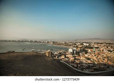 Morro Solar, Lima - Peru