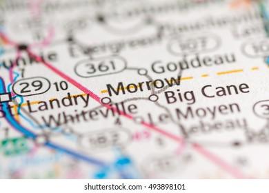 Morrow. Louisiana. USA.