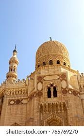 morsi abu al Abbas mosque in Alexandria,Egypt