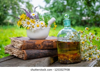 Old Herbal Books Images, Stock Photos & Vectors | Shutterstock