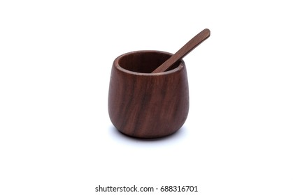 Mortar utensil used to crush various substances