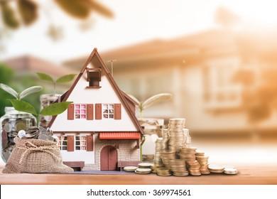 Hypothekenbeschickungs- und Grundstücksdokumentkonzept