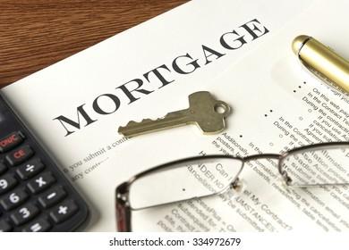 mortgage papwerwork