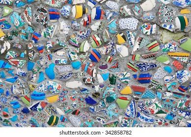 Mosaic Plate Images Stock Photos Vectors Shutterstock