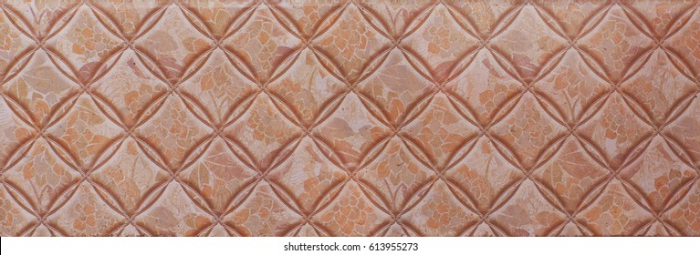Mosaic pattern, abstract tile, geometric shapes