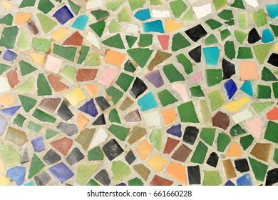 mosaic wall decorative