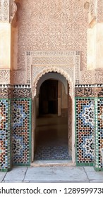 Mosaics in Morocco