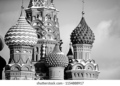 Moscow church of the dome / Orthodoxy architecture, cathedral domes in moscow, russia orthodoxy Christianity, concept of faith