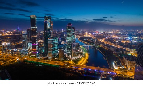 Moscow International Business Center,Russia