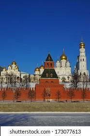 Moscow Kremlin, Russia.