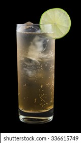 Moscow Mule is a drink that contains vodka, ginger beer and freshly squeezed lime