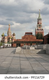 Moscow, Red Square,