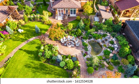 Residential Landscaping Hd Stock Images Shutterstock