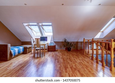 Moscow region, Pozdnyakovo-June 20, 2019: photographing the interior of the townhouse.