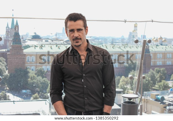 Moscow Russia August 8 2012 Colin Stock Photo Edit Now 1385350292