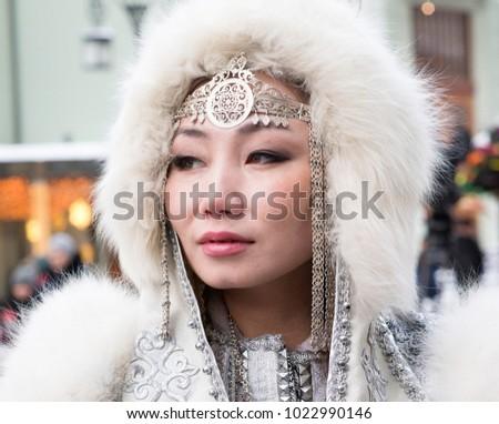 Yakut woman