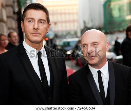 f4db3ecc8582 MOSCOW RUSSIA JUNE 24 Stefano Gabbana Stock Photo (Edit Now ...