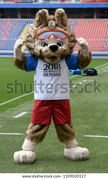 World Cup 2018: Russia choose Zabivaka the wolf as mascot