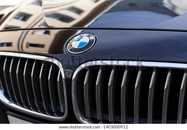 Moscow Russia May 2019 Bmw Logo Stock Photo Edit Now 1403000912