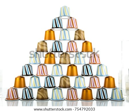 Moscow Russia November 14 2017 Pyramid Stock Photo Edit Now