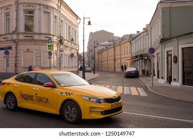 Yandex Taxi Images, Stock Photos & Vectors | Shutterstock