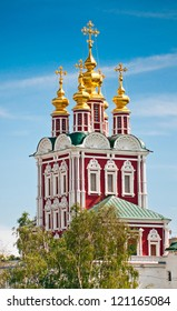 Moscow, Russia - Novodevichy Monastery