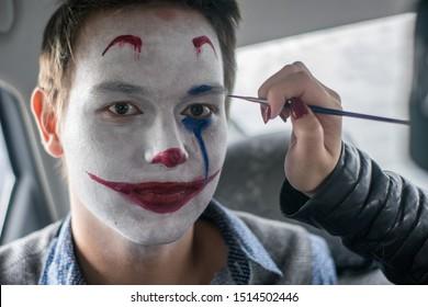 Imagenes Fotos De Stock Y Vectores Sobre Female Joker