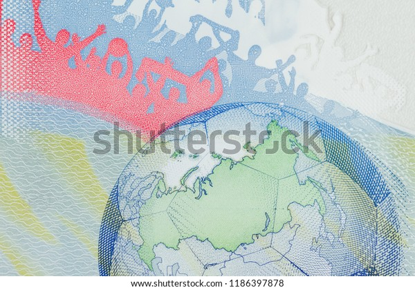 Moscow Russia September 3 2018 Map Stock Photo (Edit Now ...
