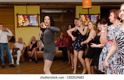 Кубинская вечеринка стриптиз