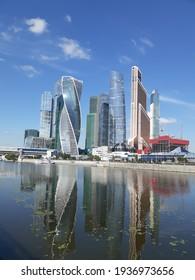 Moscow sity, novay dostoprymechatelnost, goroda