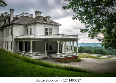 moses cone manor on blue ridge parkway north carolina
