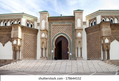 Mosque in Agadir, Morocco