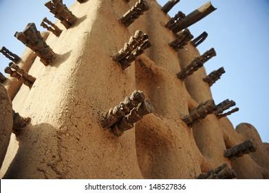 mosque of bandiagara