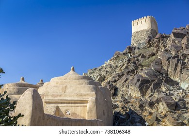 The mosque in Bidiyah is the oldest in the United Arab Emirates