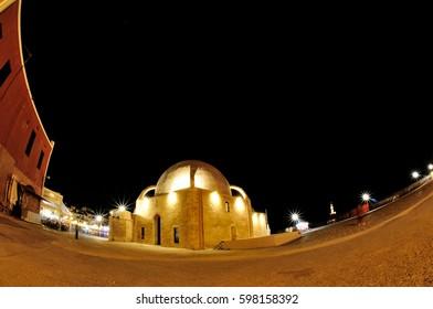 Mosque in Chania, Greece Crete