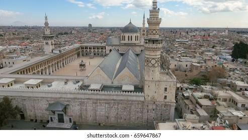 Mosque Damascus Syria