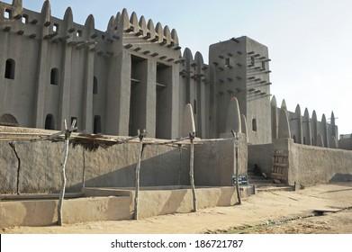 Mosque djenne