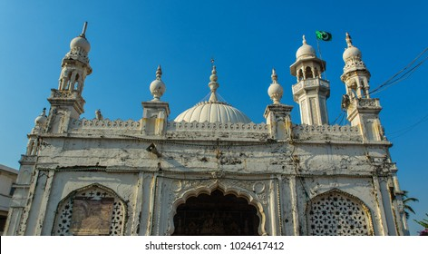 mosque Haji Ali Dargah - Top tourist attraction in Mumbai india