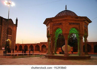 Mosque - Imamzadeye Husayn - Gazvin City - Iran