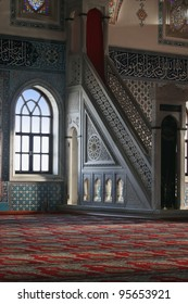mosque interrior