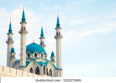 The mosque kul-sharif in Kazan