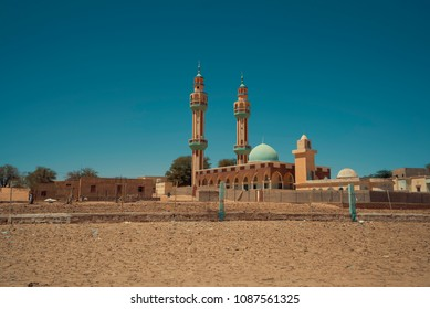 mosque mauritania history