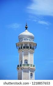 mosque minaret  building