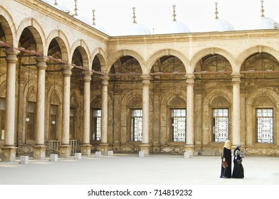 Mosque of Muhammad Ali - Cairo - Egypt