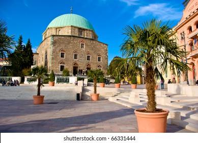 Mosque of Pasha Gazi Kassim, Pecs, Hungary