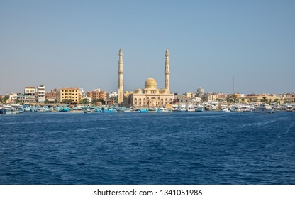 Mosque at the Red Sea
