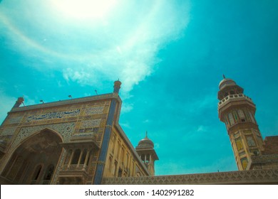 Mosque Wazir Khan - Lahore, Pakistan.