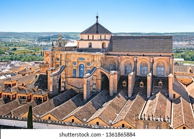 Mosque-Cathedral of Cordoba, Andalusia, Spain