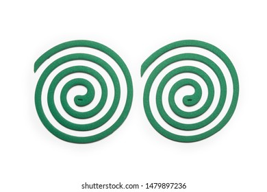 Mosquito coil: A mosquito coil is a mosquito-repelling incense, usually made into a spiral, and typically made using dried paste of pyrethrum powder.