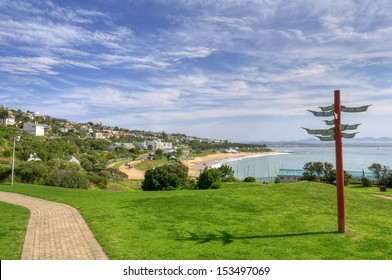 Mossel Bay, South Africa - Mossel Bay is a harbour town of about 130,000 people on the Southern Cape of South Africa. It is an important tourism and farming region of the Western Cape Province.